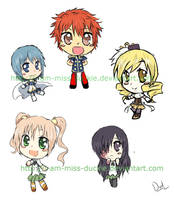 Chibi practice... by I-am-Miss-Duckie