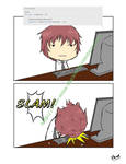 How does Rin type? by I-am-Miss-Duckie
