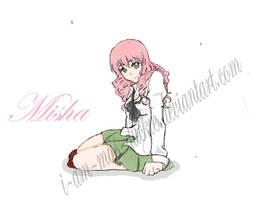 Misha fanart by I-am-Miss-Duckie