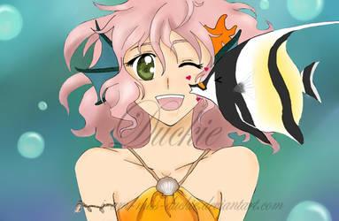mermaid by I-am-Miss-Duckie