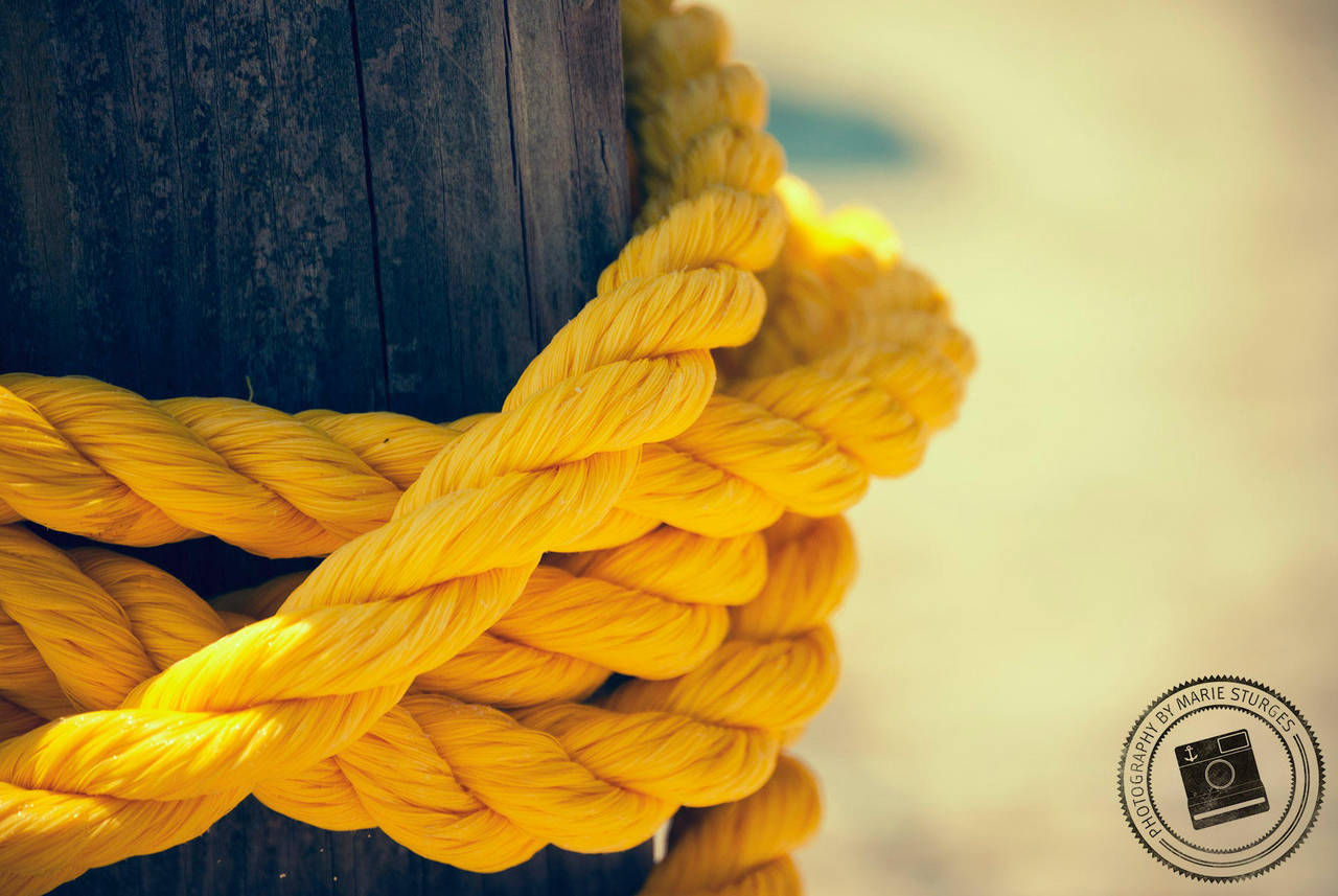 The Yellow Rope by mariesturges