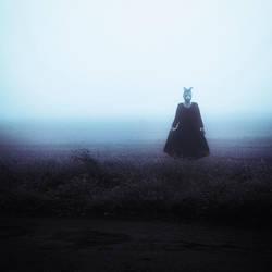 She became this fog forever by artofinvi