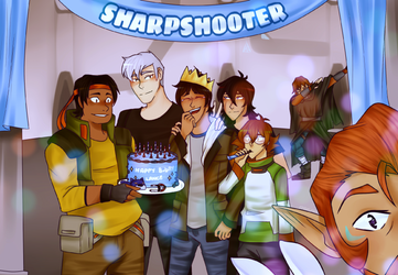 Lance's B-day!! [VLD] by Emselada