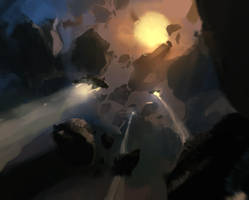 Space Race speedie by merl1ncz