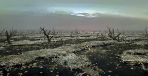 Dead Marshes by merl1ncz