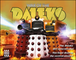 War of the Daleks 2010 by gfoyle