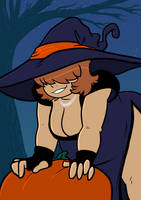 Octoberwitchalex by Crave-The-Bullet