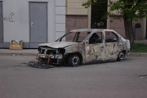 Broken car 3 by Panopticon-Stock
