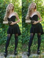 Lilia black wizard 29 by Panopticon-Stock