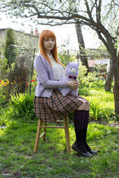 Redhead 58 by Panopticon-Stock