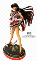 Musical Sailor Mars [Resin Model] by EmeraldAngelStudio