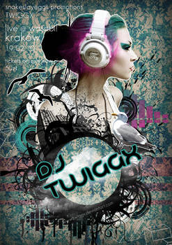 TwiggX at Wasabi by TwiggX