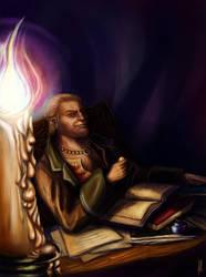 The Merchant of Kirkwall by Aldriann