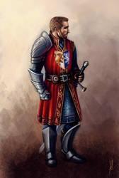 The Captain by Aldriann