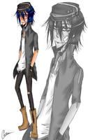 Hatsuharu for Shizuka by Alychia-tan