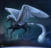 Pegasus by Igriel