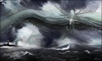 007_Heaven by Igriel