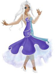 Princess Tahira by Skull-Bunneh