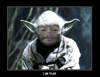 I am Yoda by mikepaul1