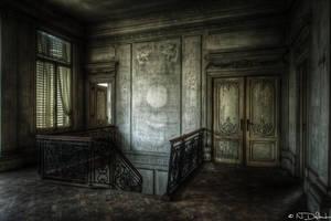 Upstairs by Nichofsky