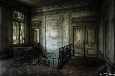 Upstairs by Nichofsky