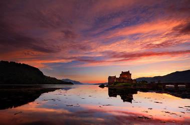 Eilean Donan Castle by Nichofsky