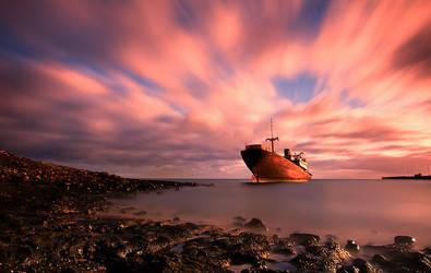 Shipwreck II by Nichofsky