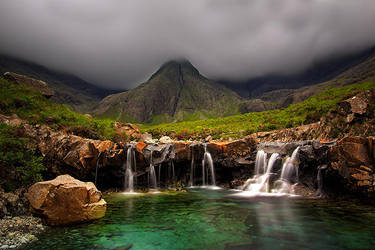 Fairy pools by Nichofsky