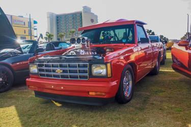 Drag Truck by JaxInc