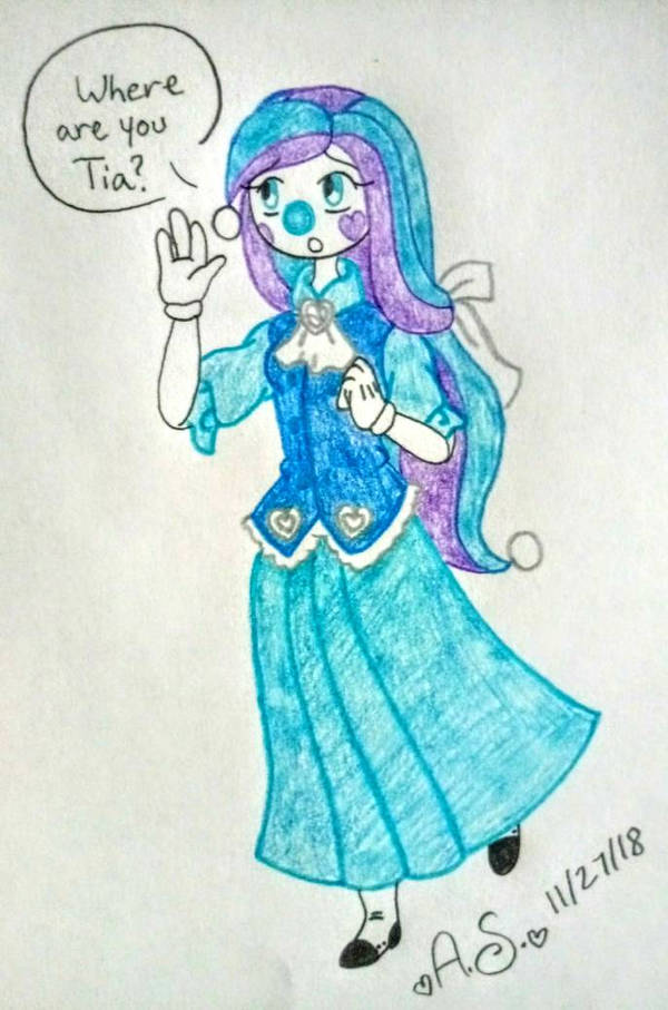 Vienne (Redesign) by girlofhearts101