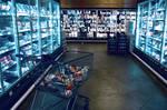 Neon Supermarket by cochaczion