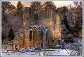 Roche Abbey II... by TheBaldingOne