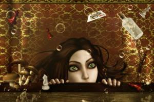Wonderland by AnnaPostal666