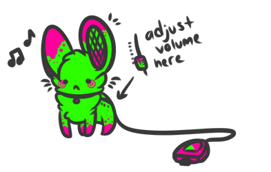 WaterMelon *SPEAKERMOUSE ADOPT OWNED* by Titanium-Sharks