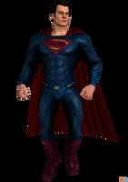 Injustice 2 (IOS): BvS Superman. by OGLoc069