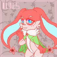 Lunes Rumi Pixel by PrincessPingi