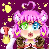 Nana Pixel by PrincessPingi