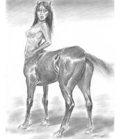 frpi Centaur girl turning by mozer1a0x