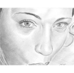 Ang n e eyes portrait 2 by mozer1a0x