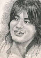 Akanishi Jin3 by zlatvic