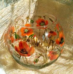 Vase-poppies-1 by zlatvic