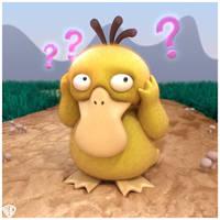 Psy-ee-ay-ee-ay-duck by vikung-fu