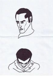 FACE 1 by GuerraTotale