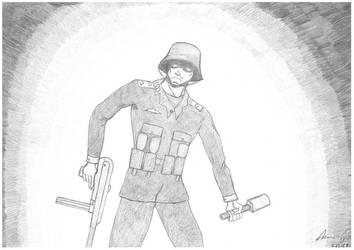 Waffen SS by GuerraTotale