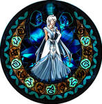 Kida KH Stained Glass by bummi1