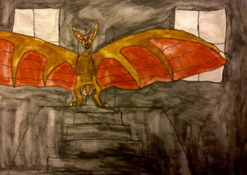 Monsters of Halloween: Vampire by DinoDragoZilla17