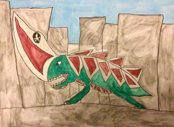 KCU: Guiron by DinoDragoZilla17