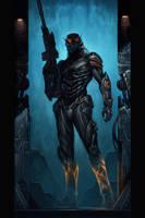 Starcraft Ghost Seth Final by Zeronis