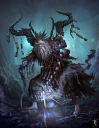 Ahasuerus by Zeronis