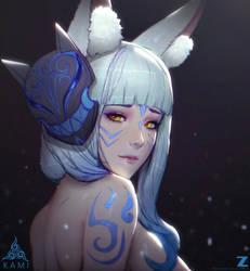 KAMI Ayami 01 by Zeronis